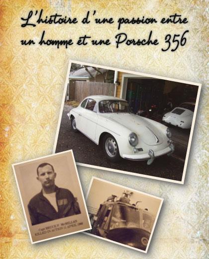 histoire d'une passion entre un homme et une Porsche 356