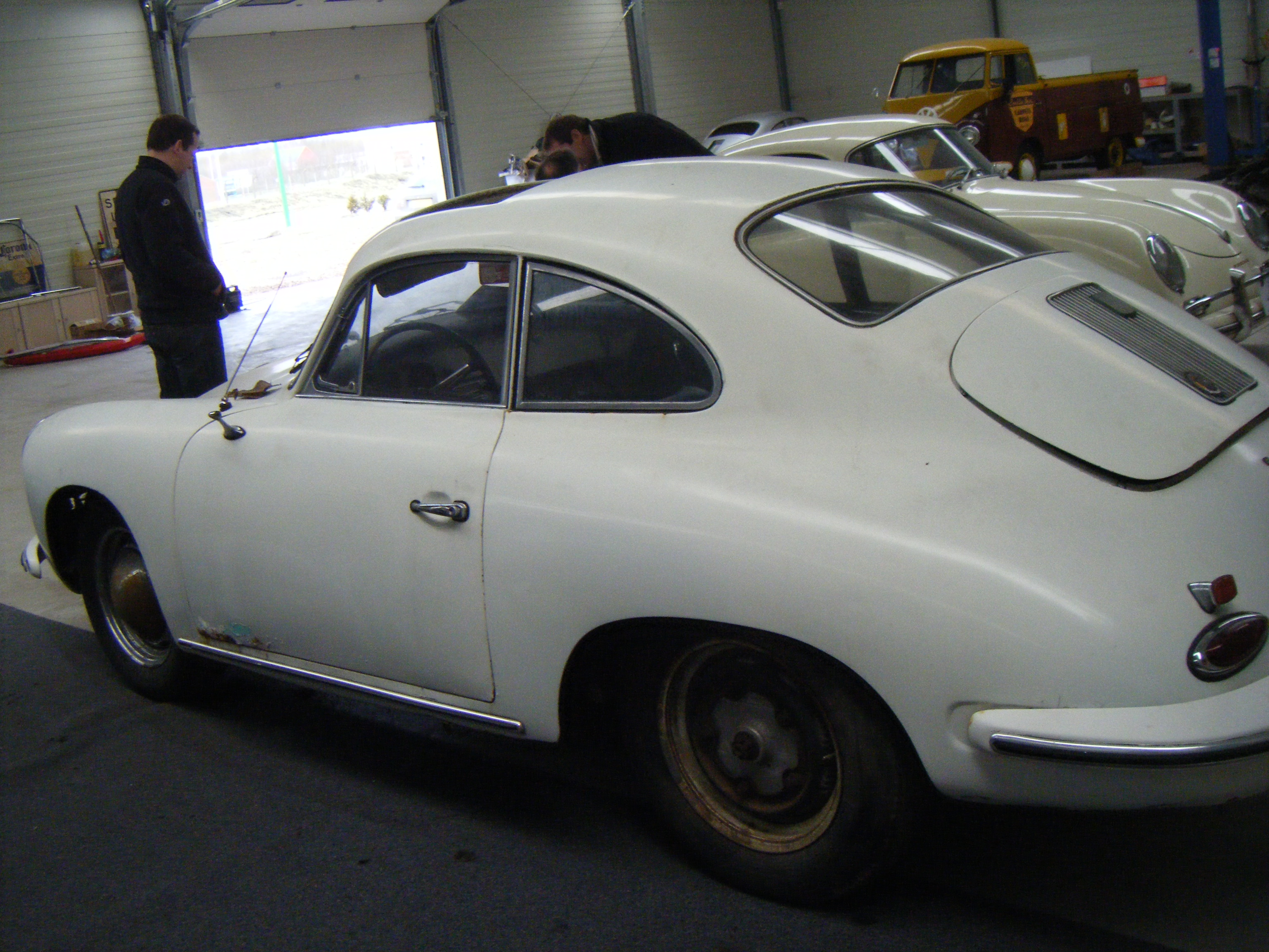 porsche 356 bt5 avec toit ouvrant passion 356. Black Bedroom Furniture Sets. Home Design Ideas